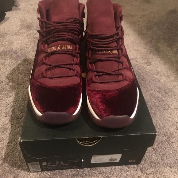 wholesale dealer 64c9b 083de Jordan 11 Red Velvet Size 8